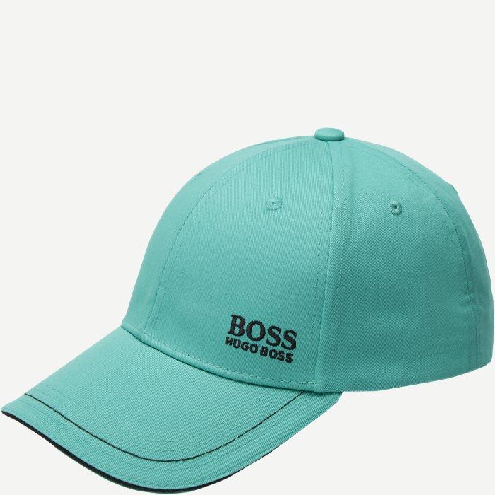 Baseball Cap - Caps - Grøn